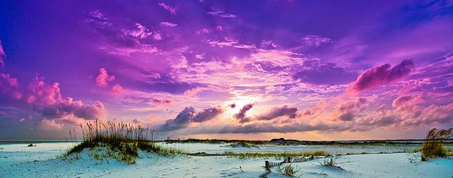 heavenly-purple-clouds-sunset-beach-lavender-skyscape-eszra