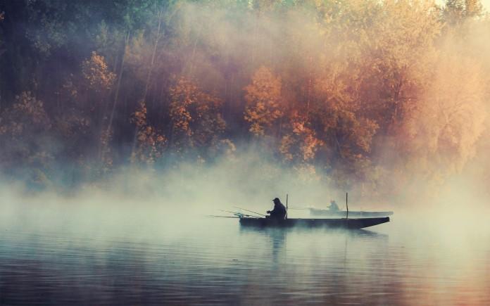 2934930-mist-forest-boat___landscape-nature-wallpapers